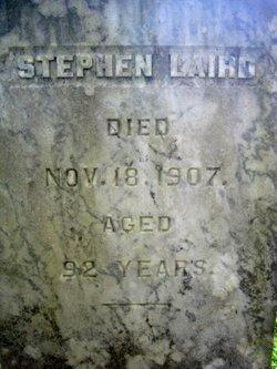 Stephen Laird