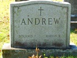 Rev Benjamin Fay Andrew