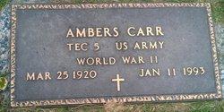 Ambers Carr
