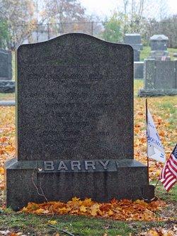 Mary <I>Hurley</I> Barry