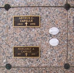 Arthur C Capelle, Jr