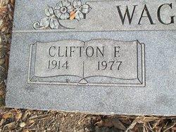 Clifton F Wagoner