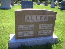 Cicero H Allen