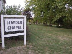 Hayden Chapel Cemetery