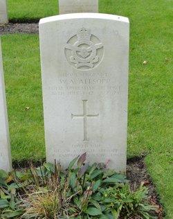 Sergeant William Arthur Allsopp