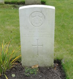 Fusilier William Wilson Auld