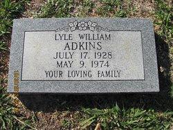 Lyle William Adkins