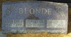 Florence Margaret <I>Kreiner</I> Blonde