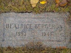 "Marguerite Beatrix ""Beatrice"" <I>DesRosiers</I> Bergeron"