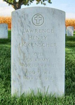 Lawrence H Fickenscher