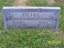 Beluah E. Olive