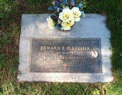 Edward Bletcher 1918 2001 Find A Grave Memorial