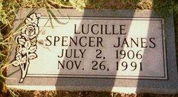 Ruth Lucille <I>Spencer</I> Janes