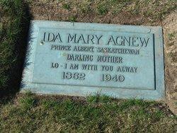Ida Mary <I>Hysop</I> Agnew