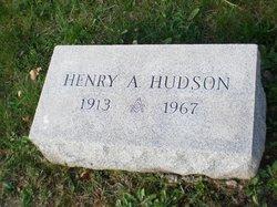 Henry A. Hudson