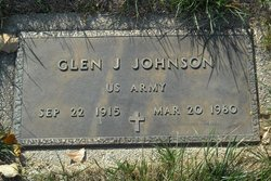 Glen J Johnson