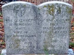 Mrs. Margaret Elizabeth <I>Adkins</I> Bourrigand