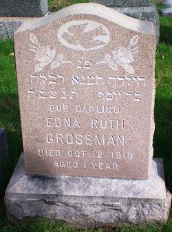 Edna Ruth Grossman