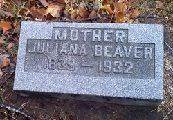 Juliana <I>Timm</I> Beaver