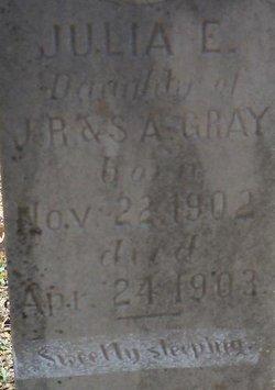 Julia E. Gray
