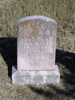 Nancy June Massey