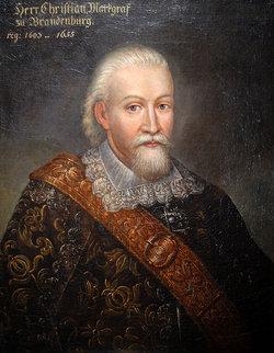 Christian von Brandenburg-Bayreuth