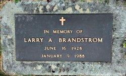 Larry Alvin Brandstrom