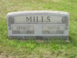 Lulu M Mills