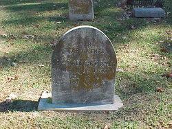 Rev Wallace Preyer