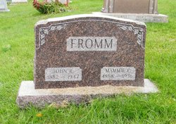 Mammie E. <I>Focht</I> Fromm