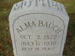 Alma <I>Zimmermann</I> Bauch
