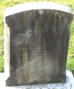 Mary <I>Delp</I> Hagey