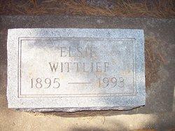 Elsie Wittlief