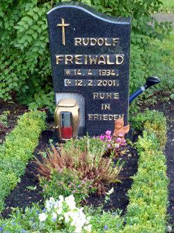 Rudolf Freiwald