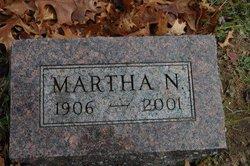 Martha N Miller