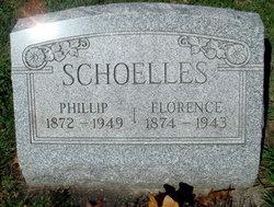 Florence Ethel <I>Rearick</I> Schoelles