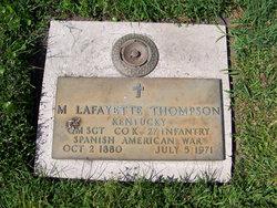Marcus Lafayette Thompson