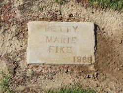 Betty Marie Fike