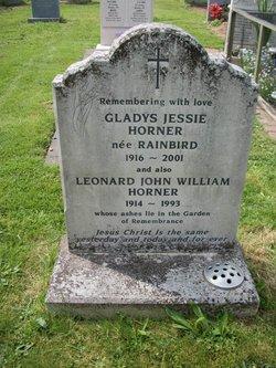 Leonard John William Horner
