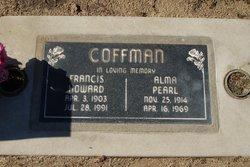 Alma Pearl Coffman