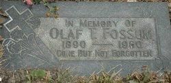 Olaf Theodore Fossum