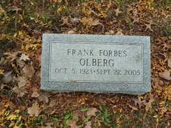 Frank Forbes Olberg
