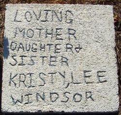 Kristy Lee Windsor