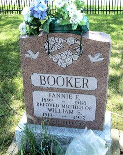 Fannie E. Booker