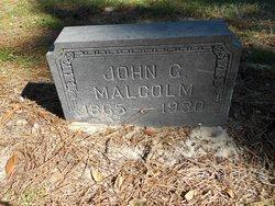 John G. Malcolm