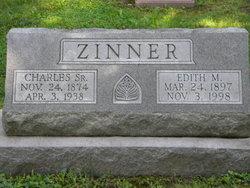 Charles Zinner, Sr