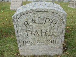 Ralph Bare