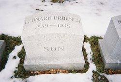 Leonard M Broenen