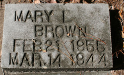Mary L Brown