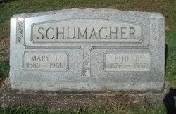 Mary Elizabeth <I>Neiger</I> Schumacher